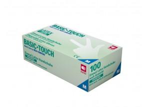 Basic-Touch Latex-Untersuchungshandschuhe puderfrei