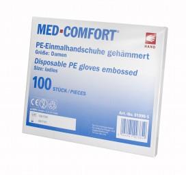MED COMFORT PE-Handschuhe Damen