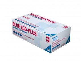 BLUE ECO PLUS Nitril-Untersuchungshandschuhe puderfrei blau