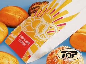 Bäckerbeutel 420 Sonne 14+ 5/24 EBL.KR.35G