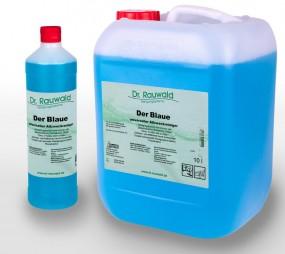 Der Blaue 1 Liter Flasche