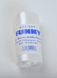 HDPE Kosmetikeimerbeutel 310 x 370 mm