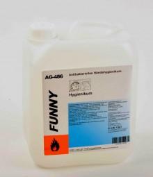 Antibakterielles Händehygienikum zum nachfüllen 5 l