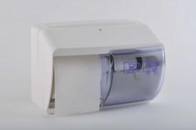 Toilettenpapier-Spender für 2 Rollen