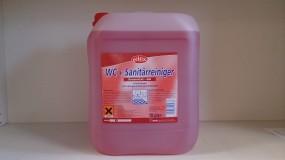 WC+Sanitärreiniger 10l Eilfix