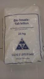 Regerniersalz Siede-Salztabletten 25kg