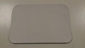 Alukaschierter Deckel für Aluschale 240846