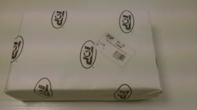 Einschlagpapier / Illudruck 25 x 37,5 cm 1/8 Bogen