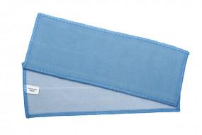 Mikrofaserpad Fenster Pad Profi blau