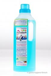 Aktivofresh Vollwaschmittel GEL 1 Liter Mehrweg Flasche