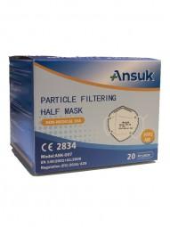 FPP 2 Schutzmasken weiß mit Zertifikat !