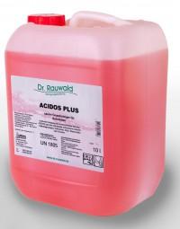 Acidos plus Sanitär-Bodenreiniger ohne Salzsäure 10 Liter Kanister