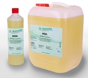Agil Spülmittelkonzentrat mit Klarglanz 1 Liter Flasche