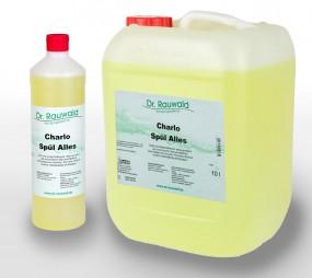 Charlo Spül alles Spülmittelkonzentrat 1 Liter Flasche