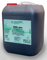 Edel Plus schwarz Selbstglanz-Emulsion eingefärbt 10 Liter Kanister