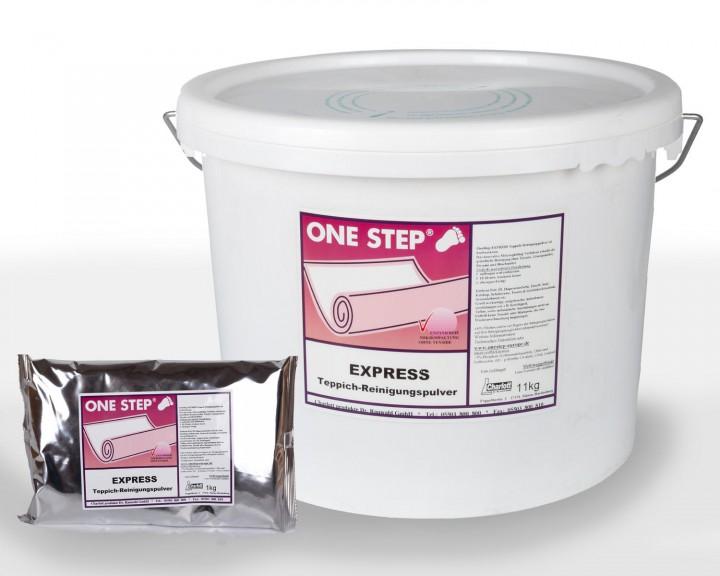 ONE STEP® Express TeppichReinigungspulver 1 Kg Beutel