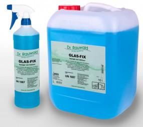 Glas-Fix Glasreiniger mit Alkohol 10 Liter Kanister
