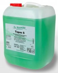 Topas S Alkoholreiniger-Konzentrat 10 Liter Kanister