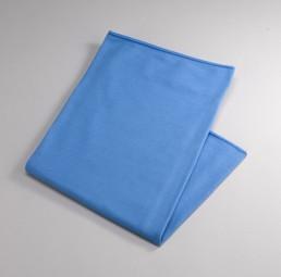 Mikrofasertücher 40 x 40 cm blau