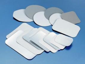 Alukaschierter Deckel für Aluschale R 450 L Palettenware